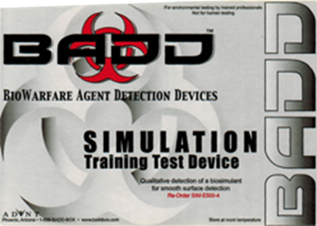 Picture of Simulation Single Agent Training Kit