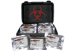 "Picture of BADDBOX ""REFILL"" Anthrax, Ricin & Botulinum Threat Detection 30/bx"